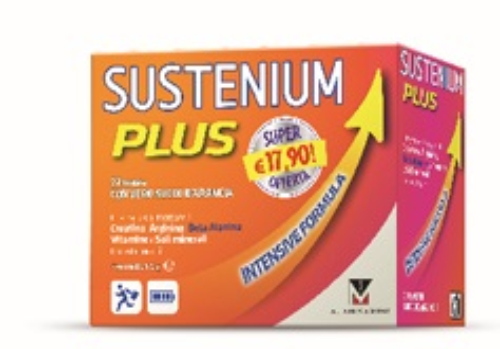 SUSTENIUM PLUS 22 BUSTINE 176 G PROMO - La farmacia digitale