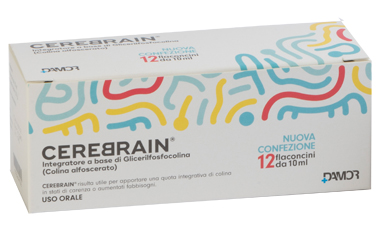 CEREBRAIN 12 FLACONCINI DA 10 ML - latuafarmaciaonline.it