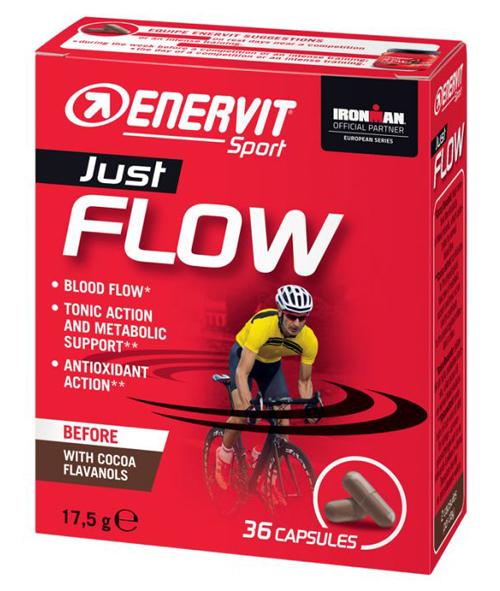 ENERVIT JUST FLOW 36 CAPSULE 17,5 G - Farmaseller