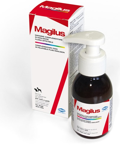 MAGILUS 100 ML - Parafarmacia la Fattoria della Salute S.n.c. di Delfini Dott.ssa Giulia e Marra Dott.ssa Michela