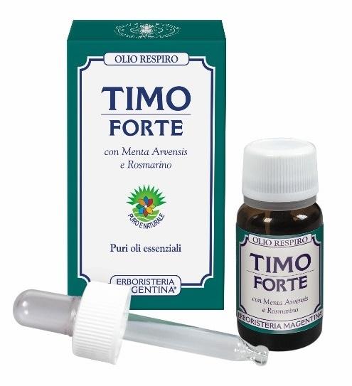 TIMO FORTE OLIO RESPIRO 10 ML - Spacefarma.it