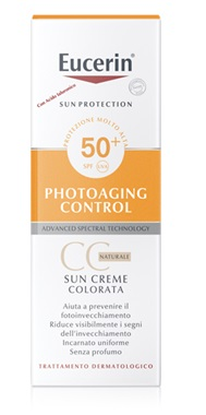 EUCERIN SUN CC CREMA FP50+ 50 ML - Farmaseller