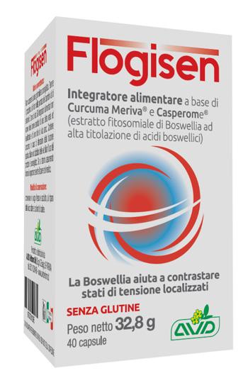 FLOGISEN 40 CAPSULE - Farmacia Bartoli