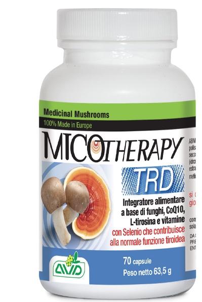 MICOTHERAPY TRD 70 CAPSULE - keintegratore.com