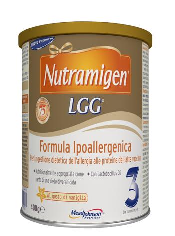NUTRAMIGEN 3 LGG POLVERE 400G -
