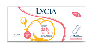 LYCIA COTONE SALVASLIP 20 PEZZI - La farmacia digitale