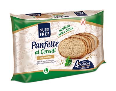 NUTRIFREE PANFETTE AI CEREALI 320 G - FARMAEMPORIO