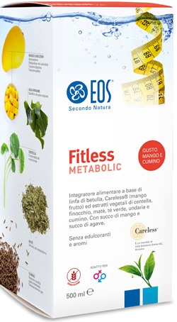 EOS FITLESS METABOLIC 500 ML - FarmaHub.it