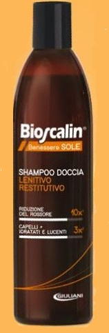 BIOSCALIN SHAMPOO-DOCCIA DELICATO RESTITUTIVO 200 ML - Farmafamily.it
