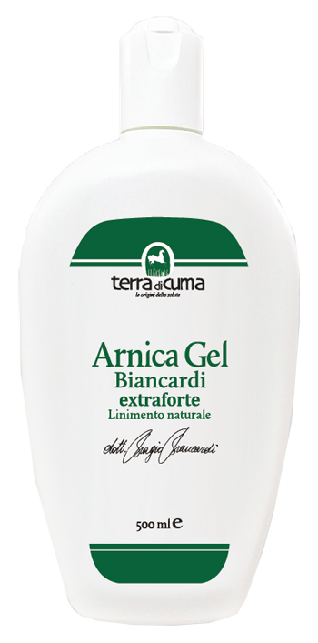 BIANCARDI ARNICA GEL EXTRAFORTE 500 ML - Farmastar.it