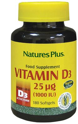 VITAMINA D3 1000UI 180 PERLE - La farmacia digitale