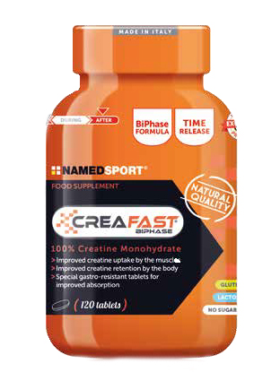 CREAFAST 120 COMPRESSE - Farmacia Massaro