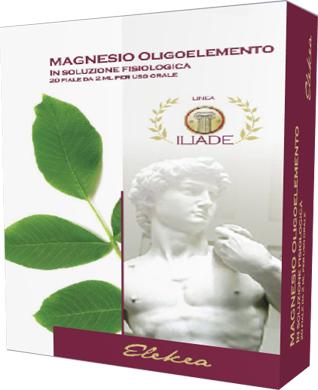 MAGNESIO OLIGOELEMENTO 20 FIALE DA 2 ML - Farmaseller