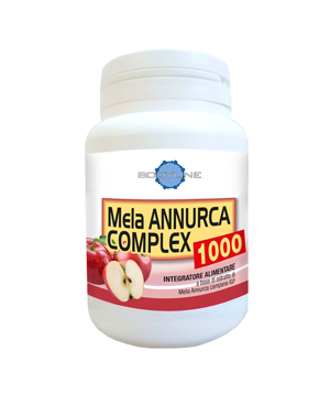 MELA ANNURCA COMPLEX 1000 30 CAPSULE - FARMAEMPORIO