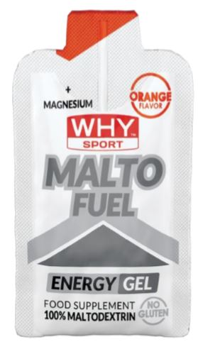 WHYSPORT MALTO FUEL ARANCIO 30 ML - Farmia.it