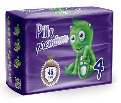 PANNOLINO PILLO PREMIUM MAXI 46 PEZZI - Farmaseller