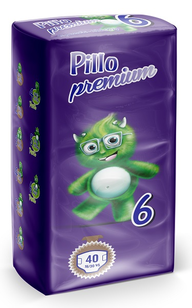 PANNOLINO PILLO PREMIUM DRYWAY XL 40 PEZZI - Farmaseller