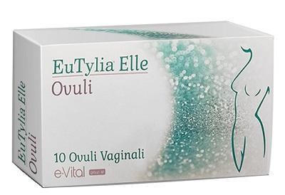 EUTYLIA ELLE OVULI VAGINALI 10 PEZZI - farmaciadeglispeziali.it