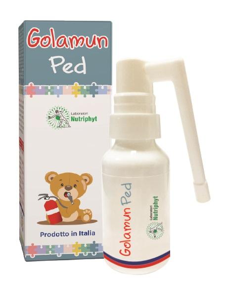 GOLAMUN PED SPRAY ORALE 15 ML - Farmaseller