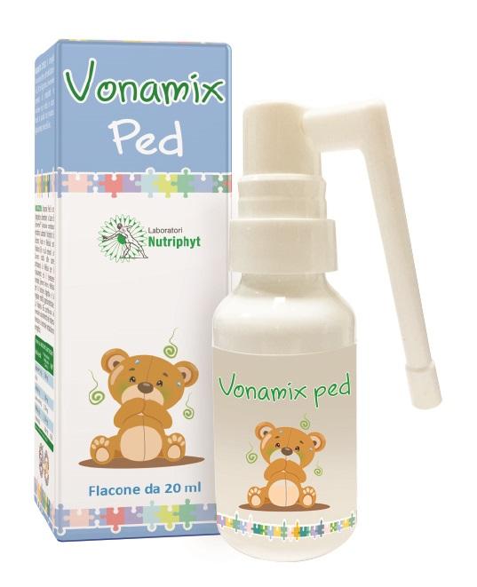 VONAMIX PED SPRAY ORALE 15 ML - Zfarmacia