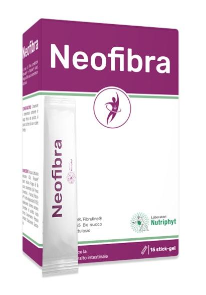 NEOFIBRA 15 STICK PACK GEL 10 ML - Farmaseller