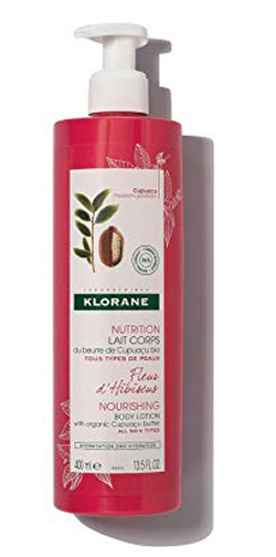 KLORANE LATTE CORPO FIORE D'IBISCO 400 ML - farmaventura.it