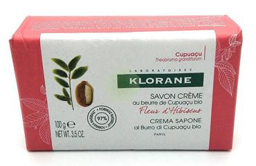 KLORANE CREMA SAPONE FIORE D'IBISCO 100 G - farmaventura.it