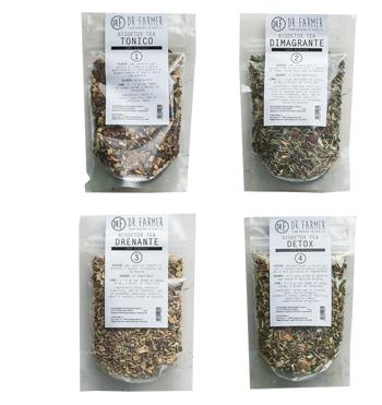 Dr Farmer Biodetox Tea Kit - Sempredisponibile.it