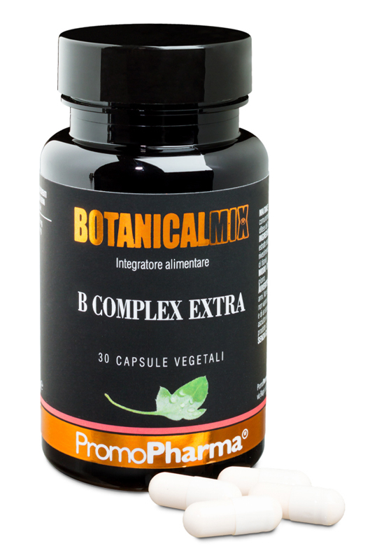 B COMPLEX EXTRA DAILY ONE B BOTANICAL MIX 30 CAPSULE