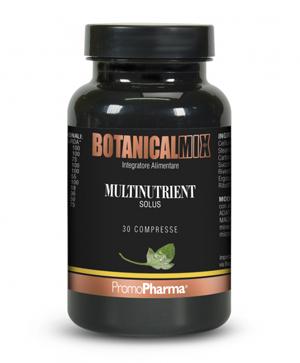MULTINUTRIENT BOTANICAL MIX 30 COMPRESSE - Farmacia Centrale Dr. Monteleone Adriano