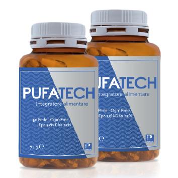 PUFATECH 50 PERLE - Farmacia Centrale Dr. Monteleone Adriano