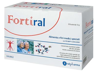 FORTIRAL 30BUST - Farmastar.it