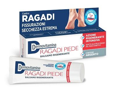 DERMOVITAMINA RAGADI CREMA PIEDI - Farmaciacarpediem.it