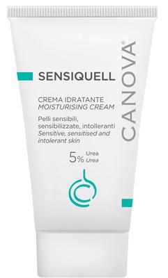 Canova Sensiquell Crema Idratante Viso Pelle Sensibile 50 ml
