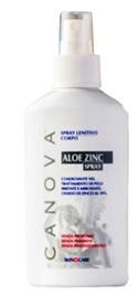 CANOVA ALOE ZINC SPRAY 100 ML