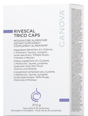 CANOVA RIVESCAL TRICO CPS 30 COMPRESSE NUOVA CONFEZIONE - Farmaseller