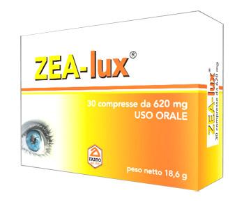 ZEA LUX 30 COMPRESSE DA 600 MG - Spacefarma.it