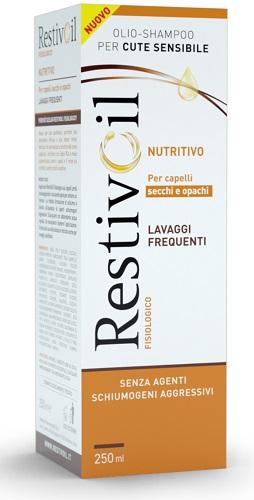 RESTIVOIL FISIOLOGICO NUTRITIVO 250 ML - Farmacento