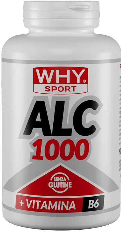 WHYSPORT ALC 1000 90 COMPRESSE - Farmastop