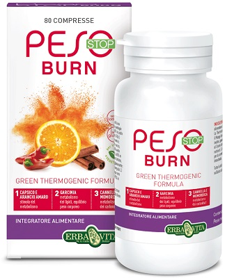 PESO STOP BURN 80 COMPRESSE - Farmaseller