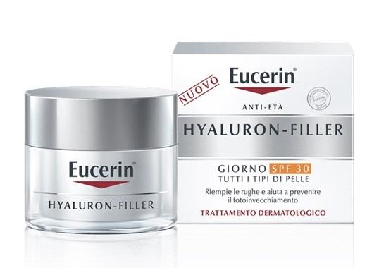 EUCERIN HYALURON FILLER GIORNO SPF 30 50 ML - Farmagolden.it