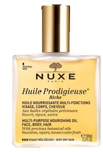 NUXE HUILE PRODIGIEUSE RICHE OLIO RICCO MULTIFUNZIONE 100 ML - Farmastar.it