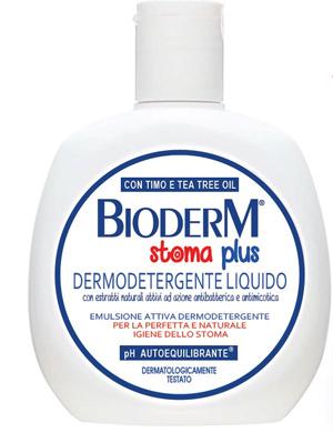 BIODERM STOMA PLUS 200 ML - Farmalilla
