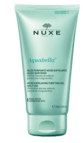 NUXE AQUABELLA GEL PURIFICANTE MICROESFOLIANTE 150 ML - Farmabellezza.it