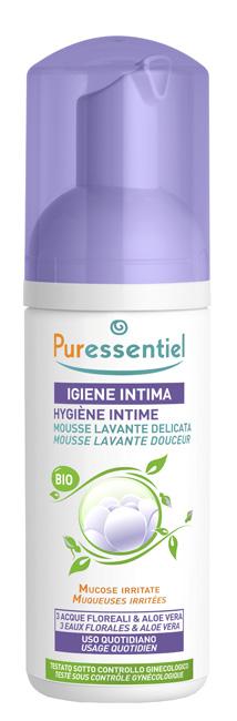 PURESSENTIEL MOUSSE IGIENE INTIMA 150 ML - Farmastar.it