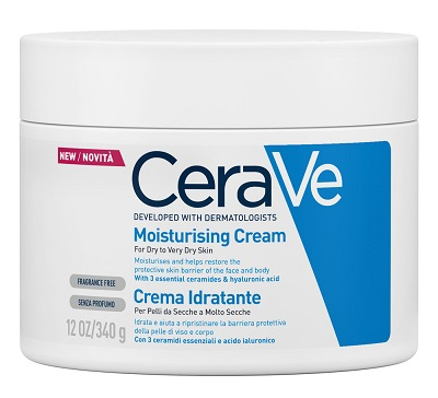 CERAVE CREMA IDRATANTE 340 ML - Spacefarma.it