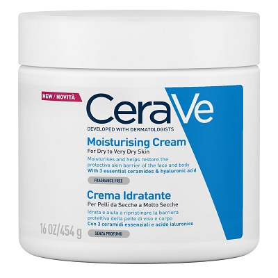 CERAVE CREMA IDRATANTE 454 G - Spacefarma.it
