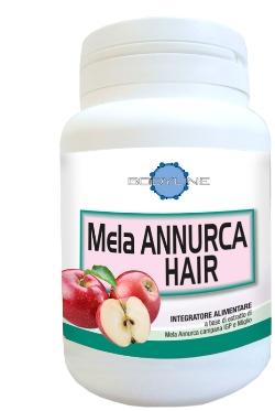 MELA ANNURCA HAIR 30 CAPSULE - Zfarmacia