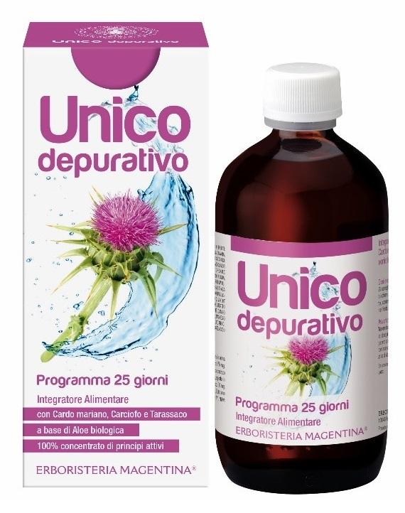 DEPURATIVO UNICO 250 ML - sapofarma.it