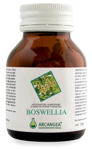 BOSWELLIA 60 CAPSULE - Farmaseller